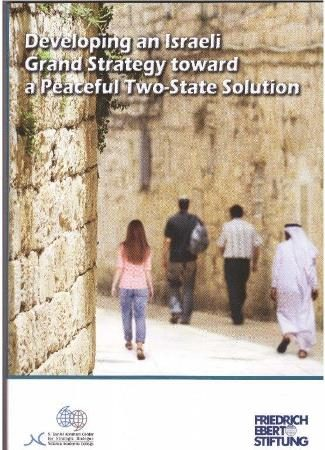 israeli-strategy-toward-a-peaceful-two-state-solution