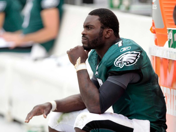 Michael-Vick-philadelphia-eagles Getty Images