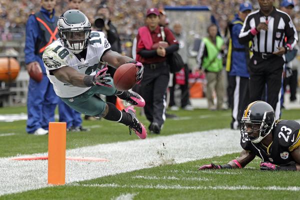 Week in Sports: NFL - Jeremy Maclin