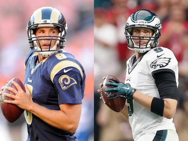 sam-bradford-and-nick-foles