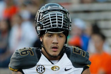 Shane Ray. USA TODAY Sports