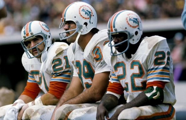 Pittsburgh Steelers vs Miami Dolphins, 1972 AFC Championship