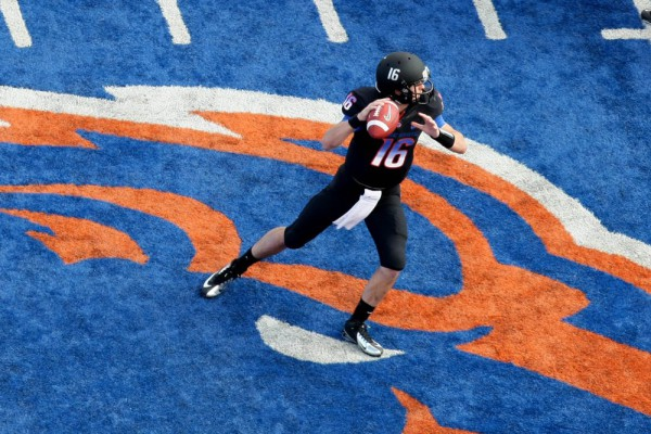 NCAA Football: UNLV at Boise State