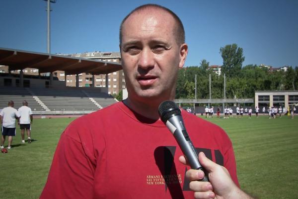 Маркус Хиршмюллер, кадр из видеоинтервью на YouTube.com