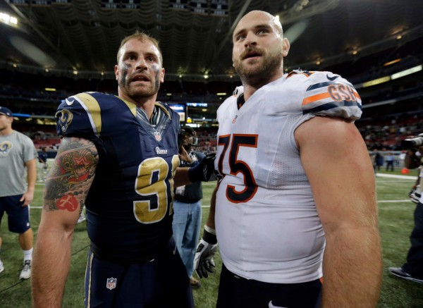 Chris Long Kyle Long