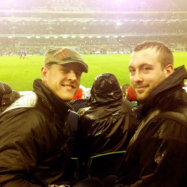 Рэгби в Ирландии