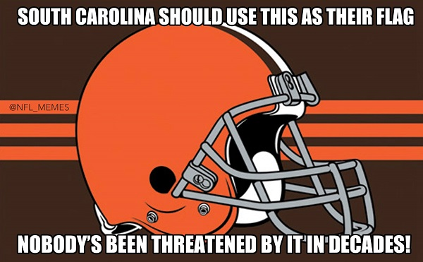 2 Browns meme