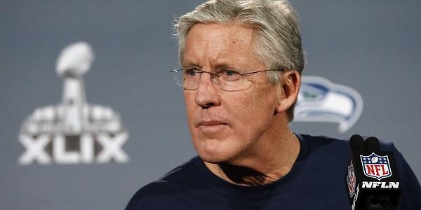 Тренер «Сиэтла»  Пит Кэрролл считает, что стигма не должна быть барьером для того, чтобы действовать в интересах здоровья игроков. AP Photo/Matt York.