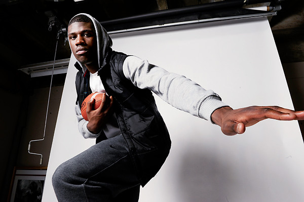 NICK AGROMissourian 6303291880 Dorial Green-Beckham in the studio on Friday, March 9, 2012.