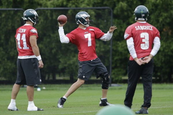 Bradford Eagles Training camp