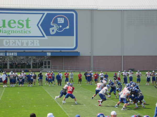 giants training camp ryan nassib