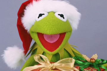 New Year Kermit