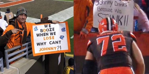 Johnny manziel meme