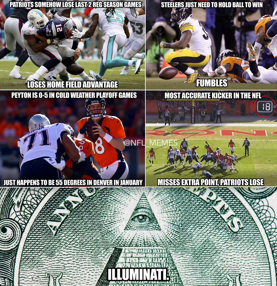 Illuminati meme