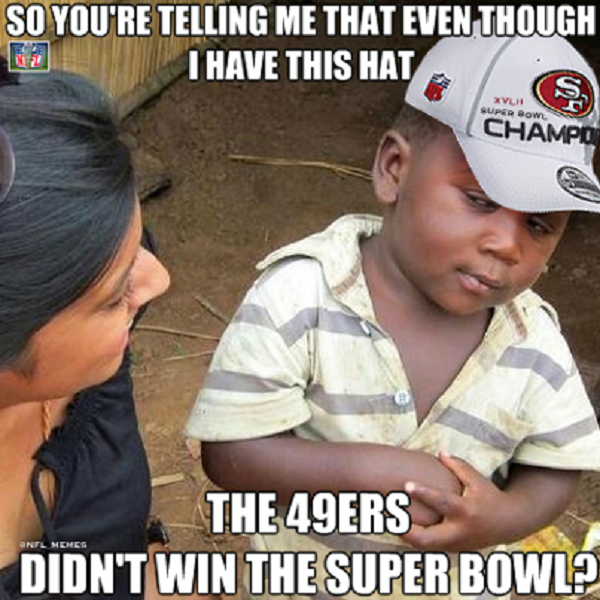 san francisco superbowl meme