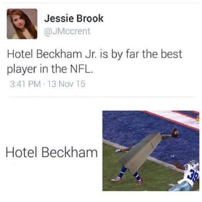 Odell backham meme