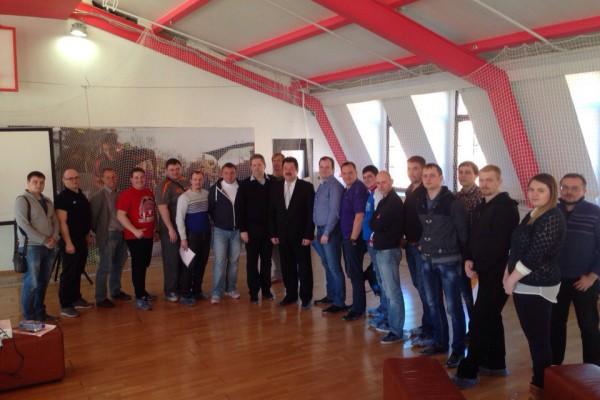 Участники конференции ФАФР в полном составе