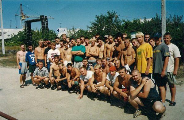 andreevka sbory 2001