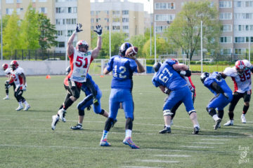 Грифоны Санкт-Петербург - Крестоносцы Карлстад / Saint-Petersburg Griffins - Carlstad Crusaders