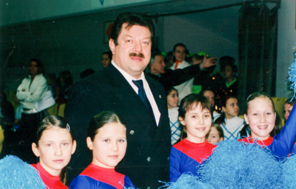 Виктор Иванов. Фото из личного архива Дмитрия Максимова