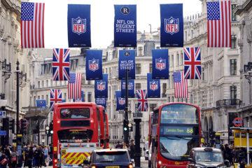 Настало время традиционной Международной серии в Лондоне