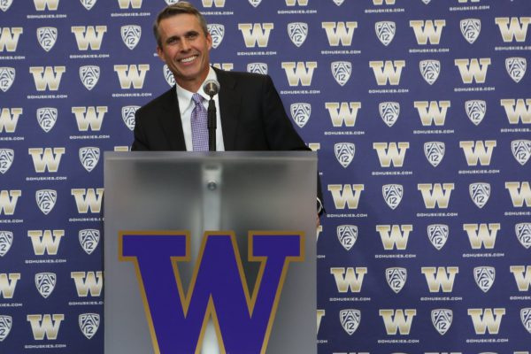 UW FOOTBALL - SEATTLE - 12/9/2013