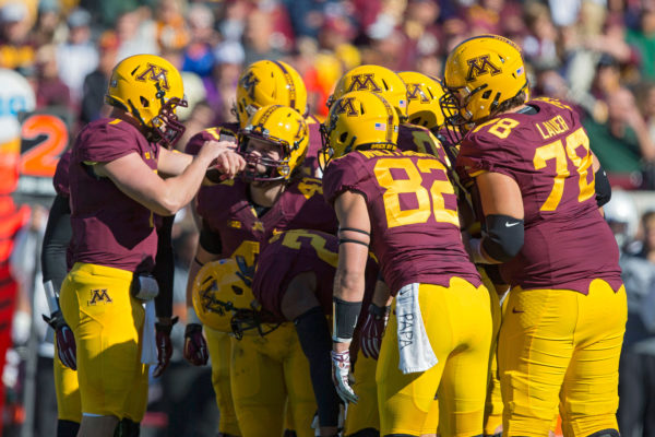 NCAA Football: Northwestern at Minnesota