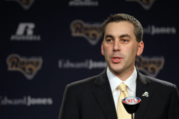St. Louis Rams fire head coach