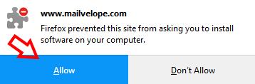 2. Bild - Einrichten der E-Mail-Verschlüsselung in Firefox
