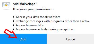 3. Bild - Einrichten der E-Mail-Verschlüsselung in Firefox