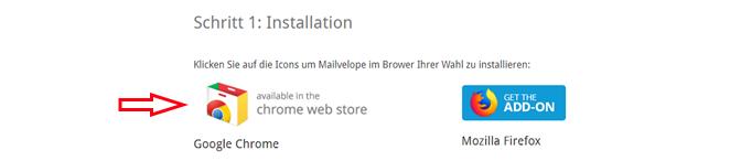 5_Einrichten der E-Mail-Verschlüsselung in Google Chrome