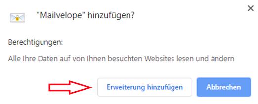 7_Einrichten der E-Mail-Verschlüsselung in Google Chrome