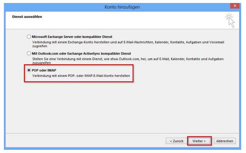 Einrichtungshilfe Outlook 2013-3