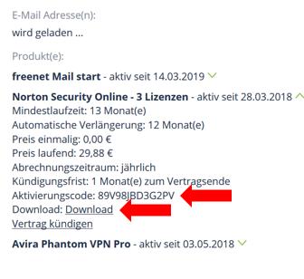 Schritt 4 Download (Online-Sicherheit)