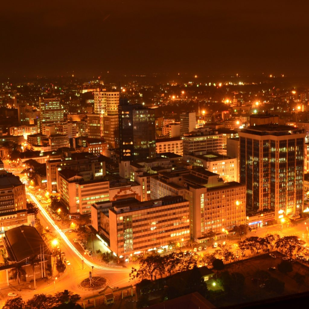 Gitau-nairobi at night