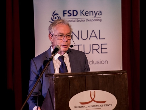 Highlights from the 3rd FSD Kenya annual lecture on financial inclusion