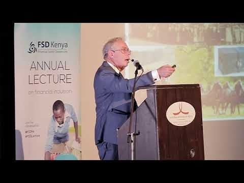 The 3rd FSD Kenya annual public lecture on financial inclusion (2017)