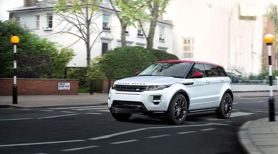 Bburago Land Rover LRX Concept schwarz 1:43 Modellauto SUV Auto Car black nero Autos