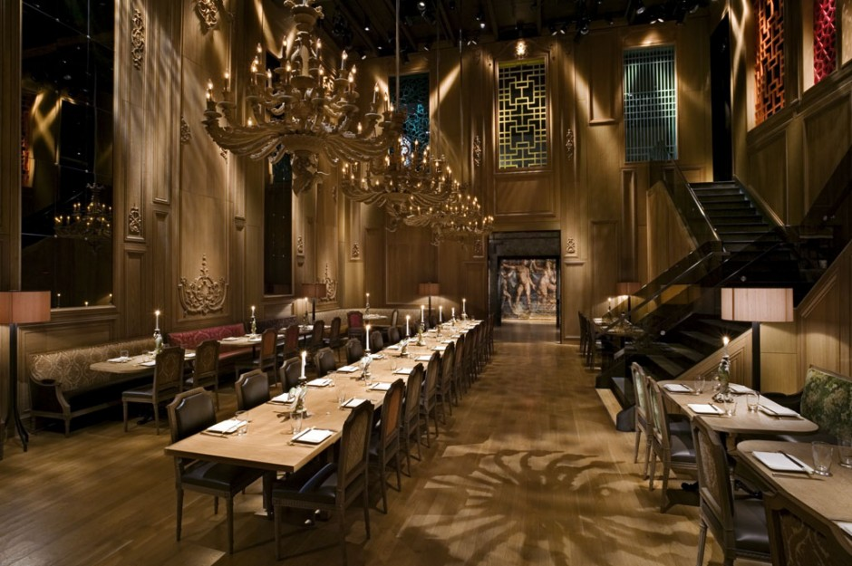 The 10 top sexy most romantic restaurants in new york for Best restaurants with private dining rooms nyc