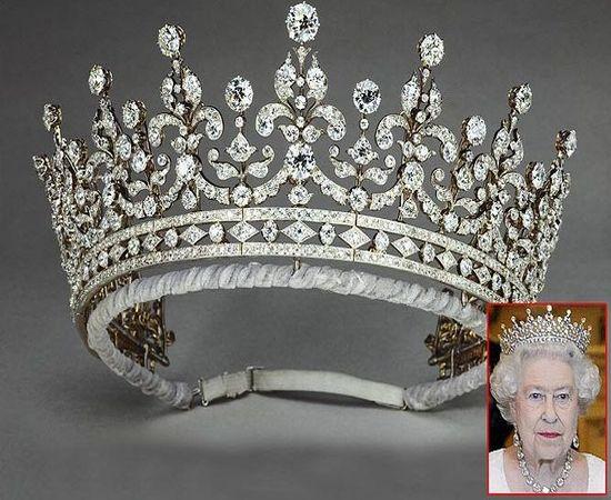 7 Fabulous European Royal Tiaras