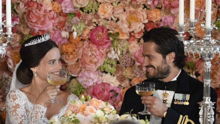 The Swedish Royals Part Ii The Royal Wedding Reception Classy
