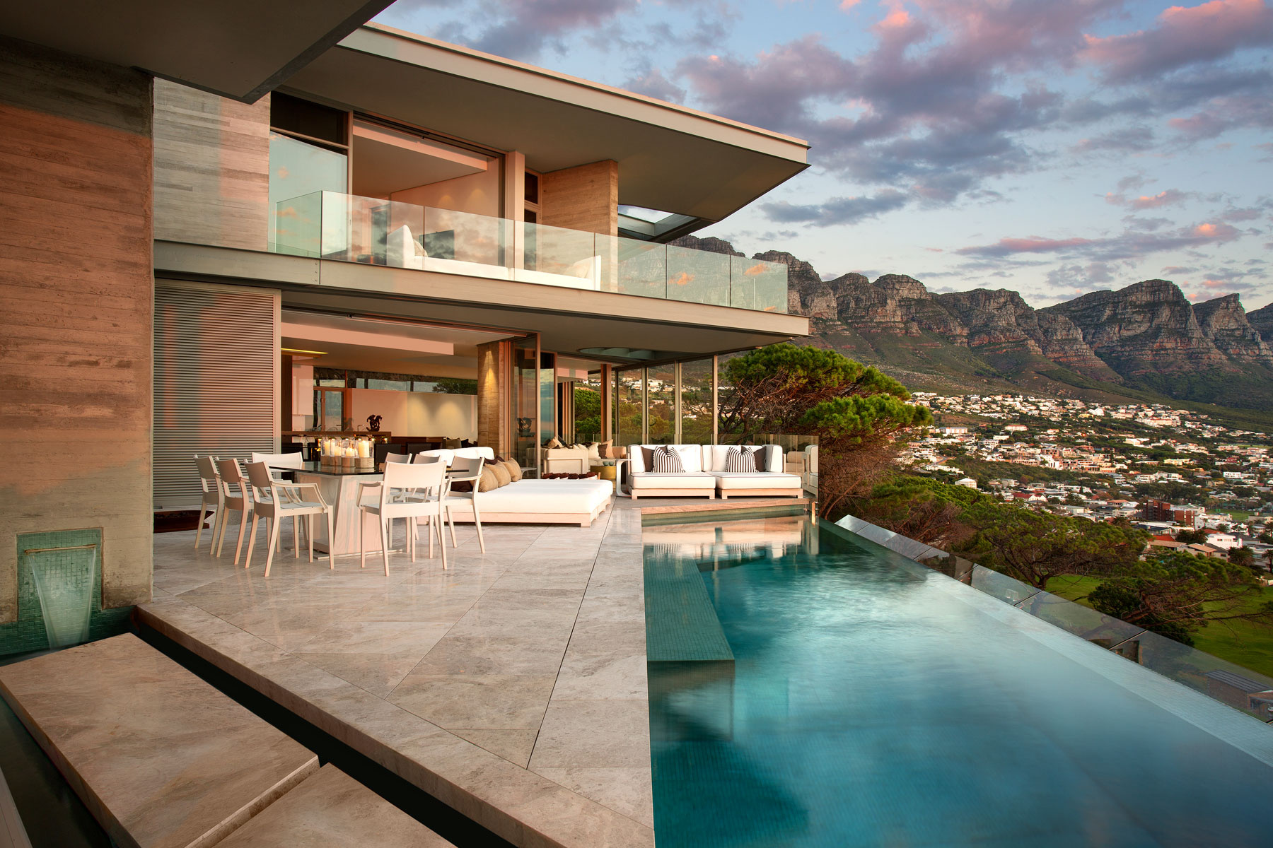 Clifton 2A home, Cape Town by Saota Architects, where the natural ...