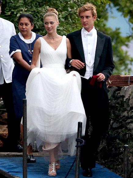 Prince Andrea Casiraghi Wedding