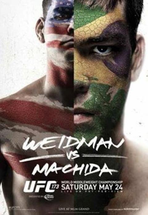 UFC173-weidman-vs-machida