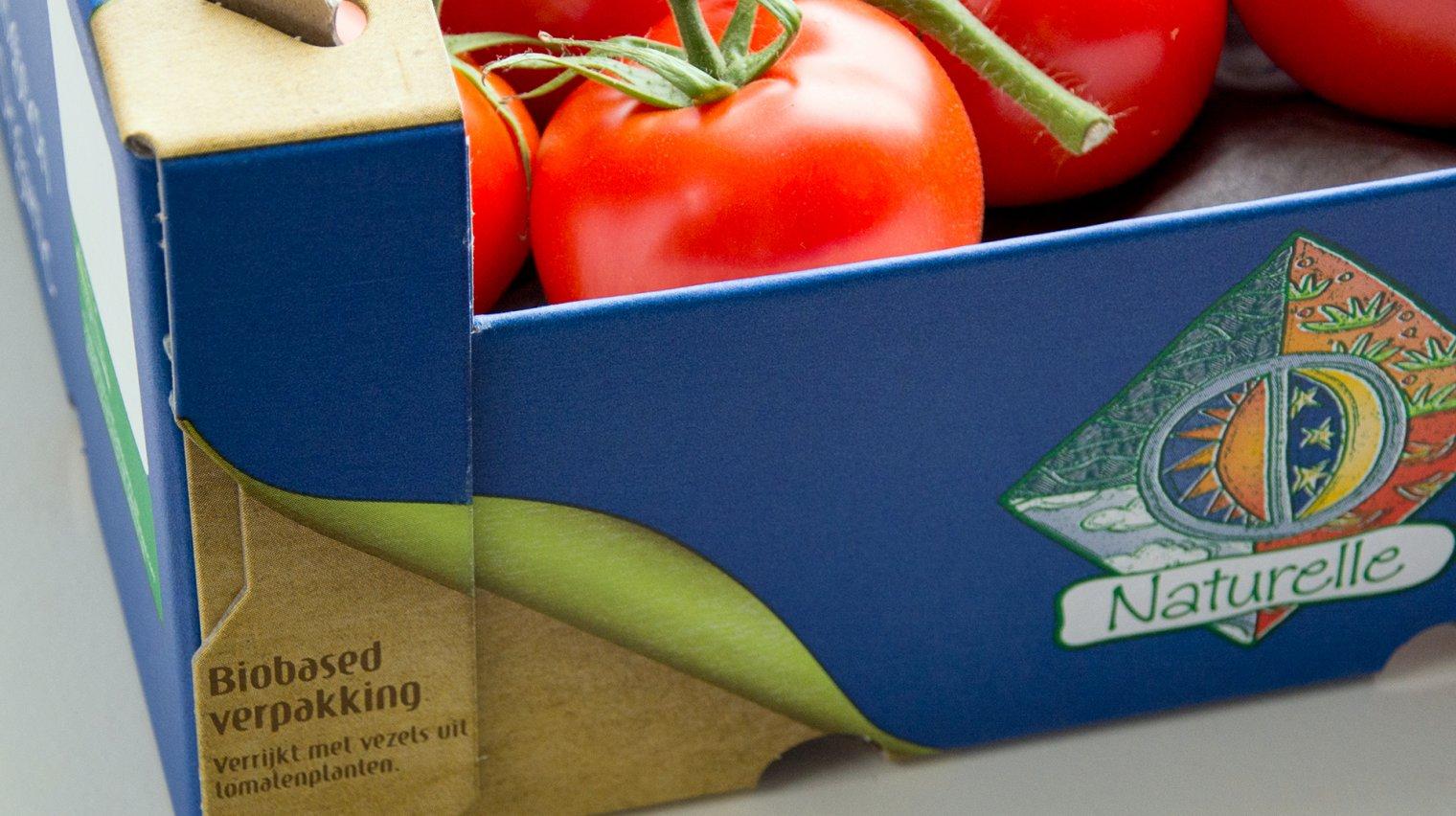 naturelle bio based verpakking