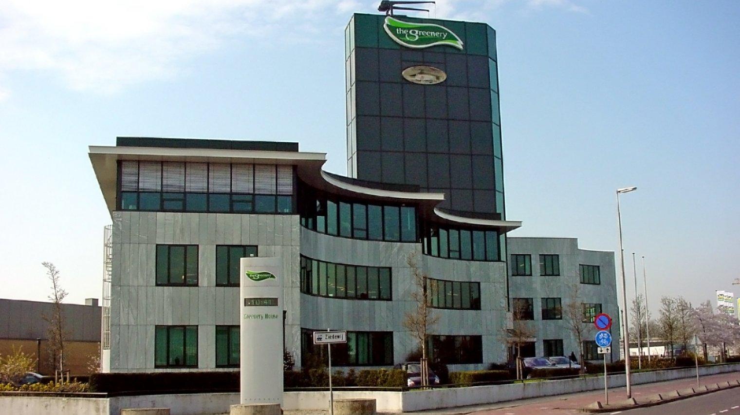 The Greenery Barendrecht hoofdkantoor