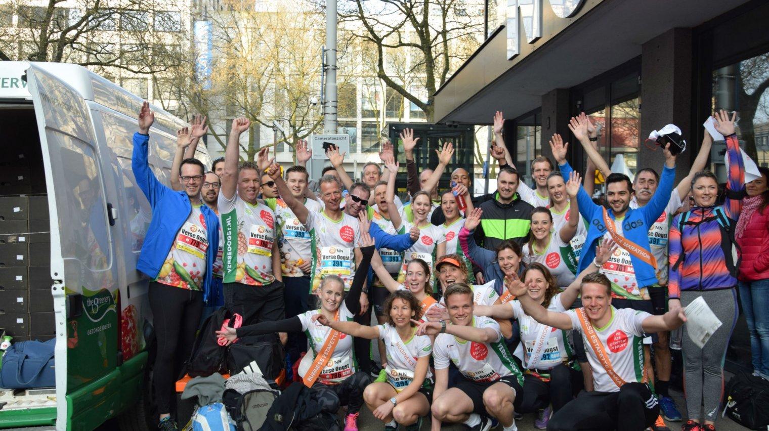 The Greenery Marathon Rotterdam