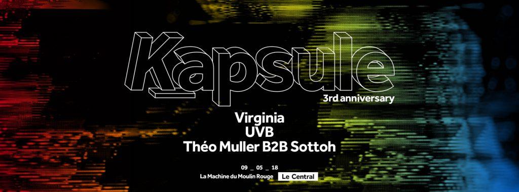 kapsule event