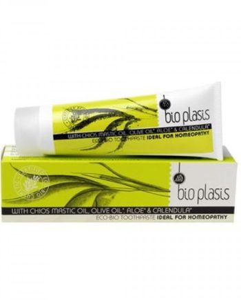 Οδοντόκρεμα με αλόη & καλέντουλα 100gr