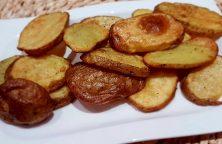 Knusprige Kartoffelrösti